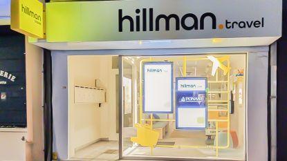 Zelzate krijgt opnieuw tweede reisbureau: Neckermann heropent als Hillman Travel