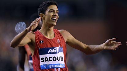 Jonathan Sacoor met seizoensbeste naar kwartfinales 400m op NCAA-kampioenschappen