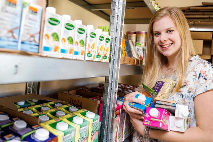 De Mijdrechtse Marleen Schrijvers sluit haar webshop en Goudse veganwinkel Your Foodprint.