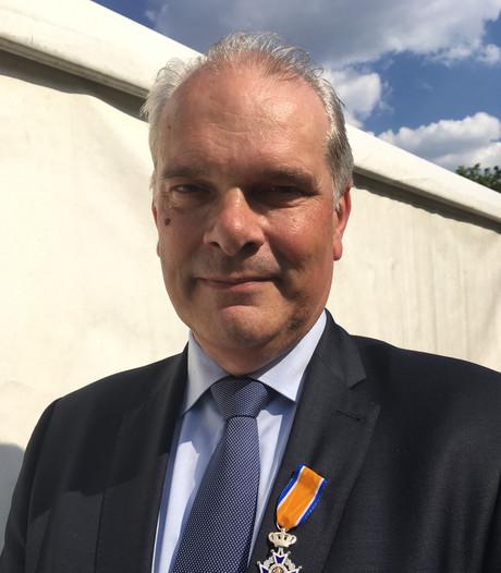 Koninklijke onderscheiding voor Ton de Win uit Nuenen