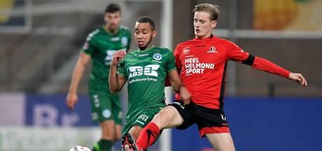 Breinburg verlaat De Graafschap opnieuw voor interlands met Aruba