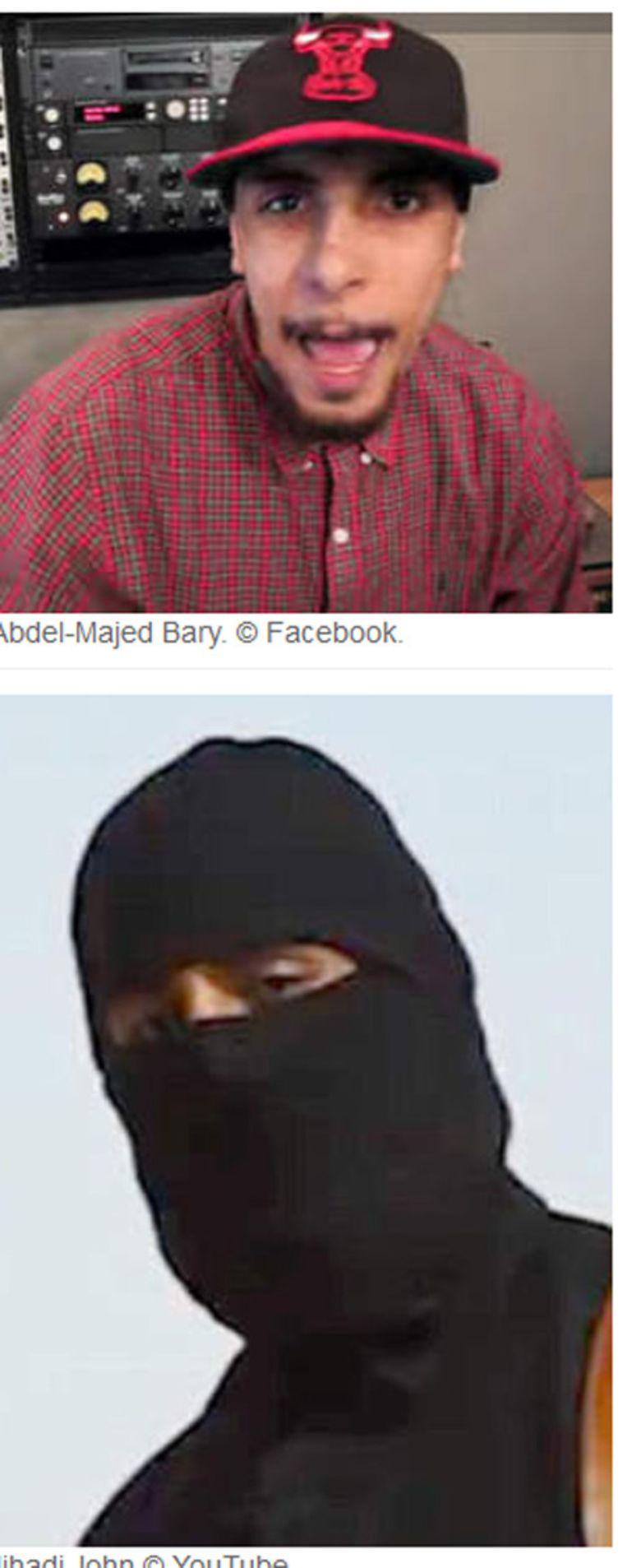 Abdel-Majed Bary zou de moordenaar zijn van Foley. Johnson wil het vel van de Londense rapper.