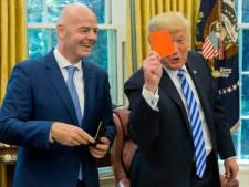 La visite de Gianni Infantino à Donald Trump pour le Mondial 2026
