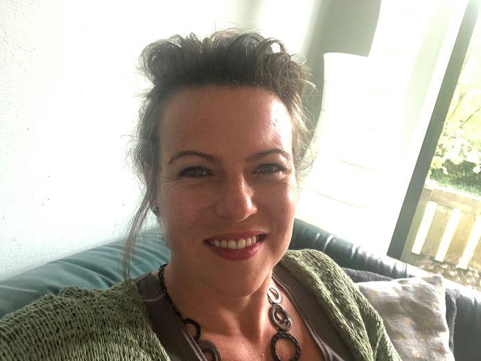 Sanna Koppenaal, opruimcoach uit Amersfoort.