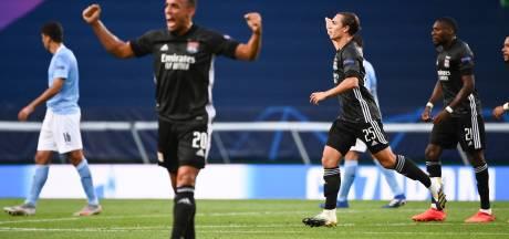 EN DIRECT: Lyon en train de créer la surprise contre Manchester City (0-1)