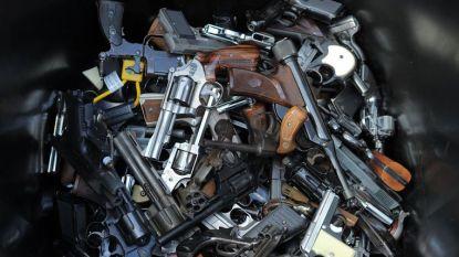 Amnestieperiode van vuurwapens loopt op zijn einde, 120 bezitters aangerschreven
