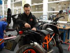 Nick (22) uit Rijen, Europa's beste mbo-motorfietsmonteur: 'Alles liep op rolletjes'