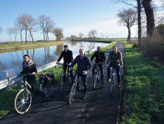 """Vaartdijk-Zuid bij Plassendale heraangelegd: """"Van dit mooi stukje Oudenburg toeristische hotspot maken"""""""