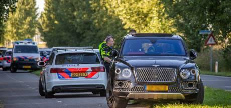 Verwarring over 'gestolen' auto Ali B: rapper en management spreken elkaar tegen