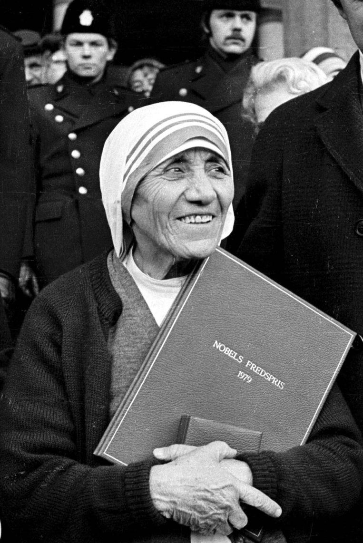 Moeder Teresa Beeld epa