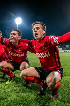 Maak kans op twee kaarten voor de wedstrijd Helmond Sport - Jong FC Utrecht