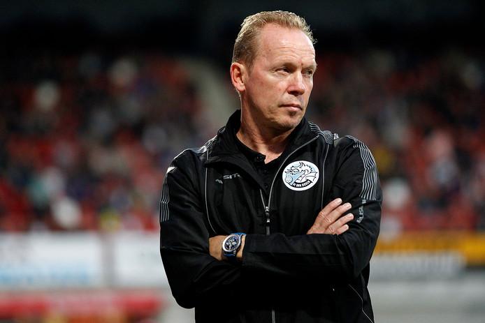 FC Den Bosch-coach Wil Boessen.