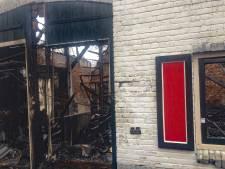 Oorzaak woningbrand Eefde blijft wellicht een mysterie