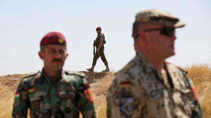 Duitsland plaatst deel van soldaten uit Irak over naar Jordanië en Koeweit