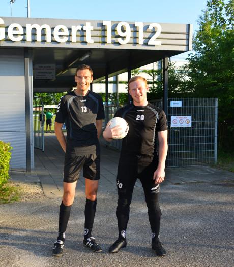 Barten en Jacobs promoveren met Gemert