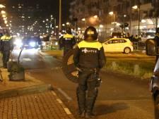 Politie pakt 131 relschoppers op wegens geweld en opruiing