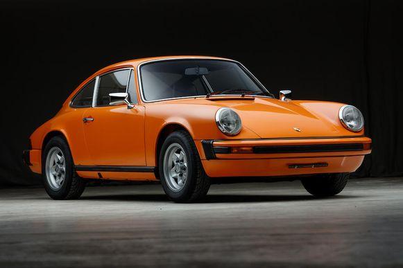 Archieffoto van een Porsche 911 2.7S uit 1976.