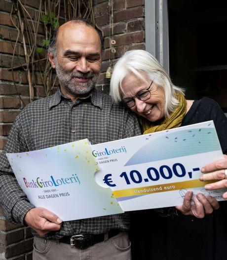Bredanaars zijn gelukkigen in de loterij en winnen 10.000 euro