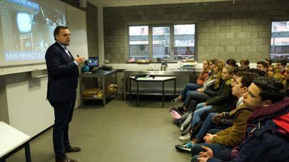 Staatssecretaris wordt leerkracht voor één dag