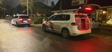 Woninginbraak in Hengelo: politie met speurhonden op zoek naar verdachte