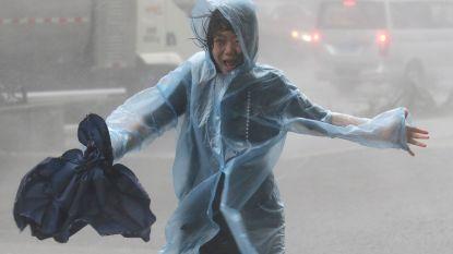 Supertyfoon teistert Filipijnen: vrees voor 100 doden