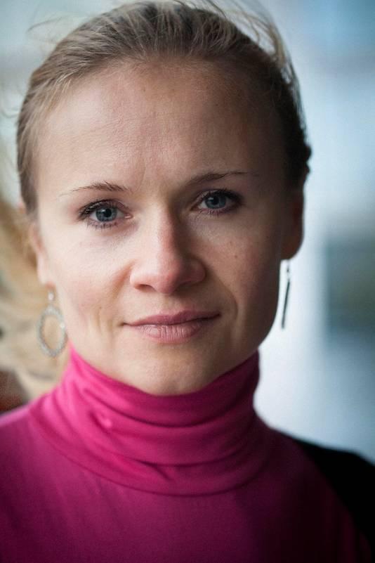Maryna Sharygina-Rusthoven.