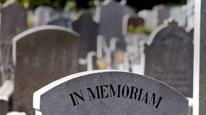 'Reveil' doorbreekt de stilte op alle gemeentelijke begraafplaatsen op 1 november