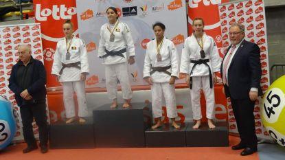 Judoclub Lennik haalt podiumplaats op zowel Vlaamse als Belgische Kampioenschappen