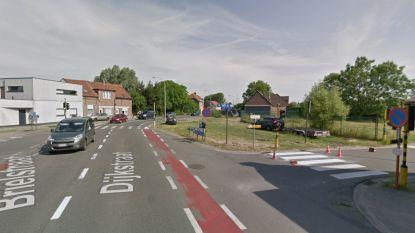 Nieuwe parking op kruispunt Melseledijk