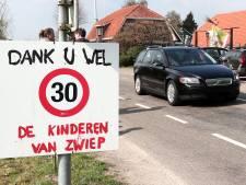 Lochem neemt maatregelen tegen snelheidsduivels