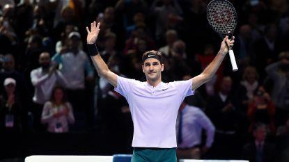 Federer eerste halvefinalist op Masters - Tsjech Radek Stepanek (38) stopt met tennissen