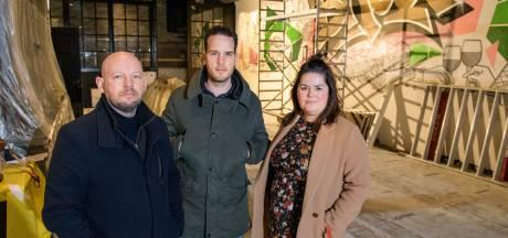 Bistro Bruut in Enschede nog maanden dicht na brand: 'Dit valt enorm tegen'