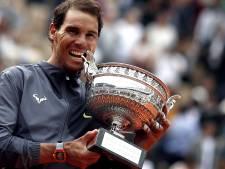 """Rafael Nadal: """"Si un joueur gagne plus de 81 matchs de suite ou plus de 12 Roland, je serai heureux"""""""