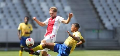 Bakx en Ajax Cape Town moeten hopen dat alles op slotdag wel goed valt