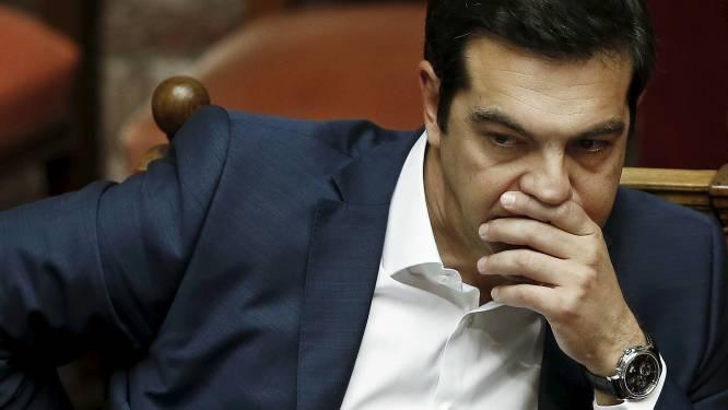 """Tsipras reikt de hand: """"Akkoord mogelijk als pensioenen buiten schot blijven"""""""