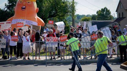 Trump niet welkom in Dayton en El Paso