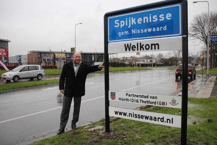 Wethouder Jan-Willem Mijnans.