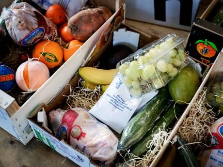 Voedselbanken: meer klanten, minder voedsel