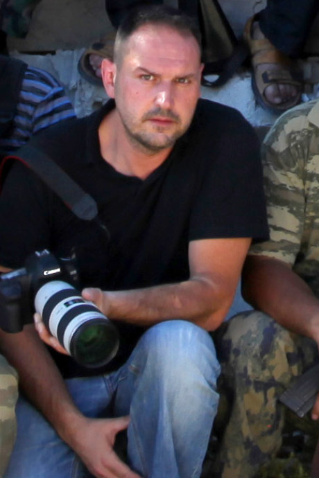 Rob van Delft uit Drunen fotografeert in oorlogsgebieden. 'Maar noem me geen oorlogsfotograaf'