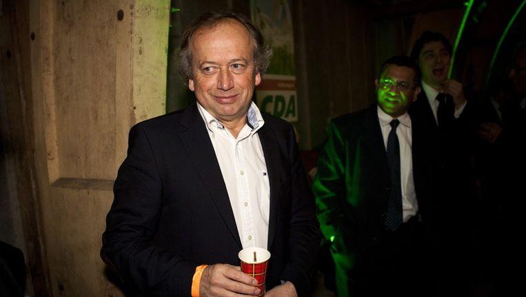 Staatssecretaris Henk Bleker Beeld null