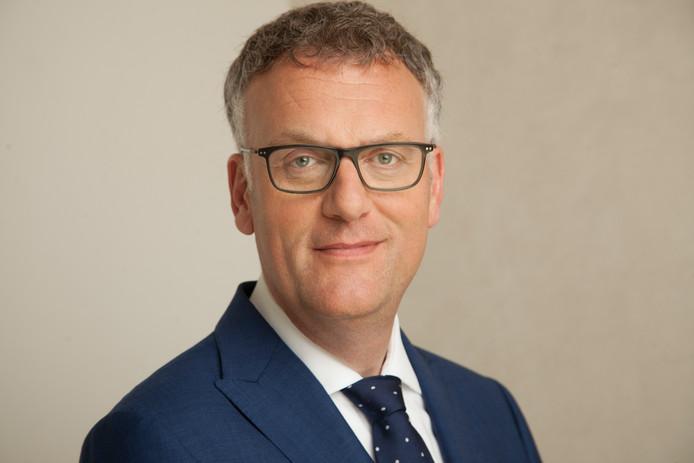 Hans Janssen, burgemeester van Oisterwijk
