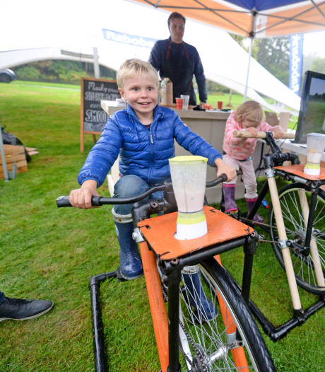 Twentse Landdag in Enschede: 'in het water gevallen'