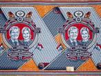 VIDEO: TextielMuseum Tilburg toont koninklijke souvenirs van textiel