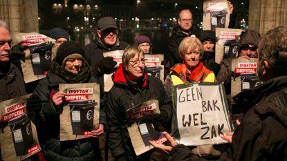 Weg met de huisvuilzak, alleen nog afvalcontainer: Sint-Niklase gemeenteraad keurt ondanks protest duurdere tarieven goed