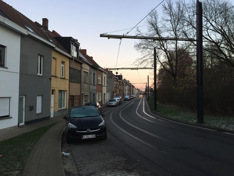 De 69-jarige vrouw werd dood aangetroffen in haar woning in de de Jozef Vervaenestraat