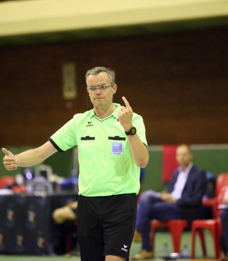Oranje houdt Steenwijker korfbalscheidsrechter Peter van der Terp uit finale WK