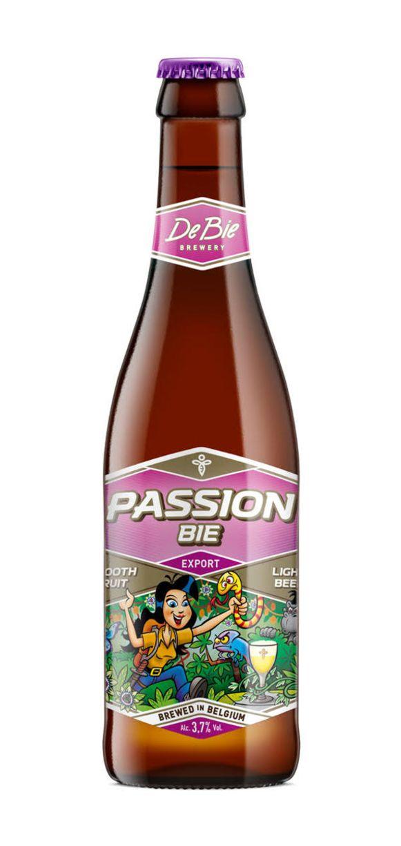 Passion Bie, voor de Aziatische markt.