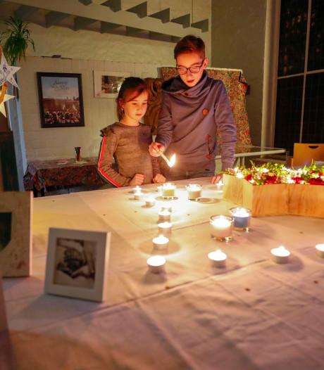 Wereldlichtjesdag in Valkenswaard biedt troost en verbinding
