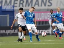 FC Den Bosch verliest typische 0-0-wedstrijd van Telstar