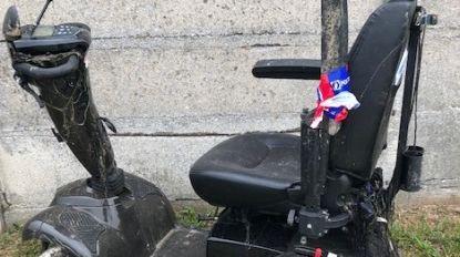 UPDATE: Scootmobiel in Zenne was gestolen
